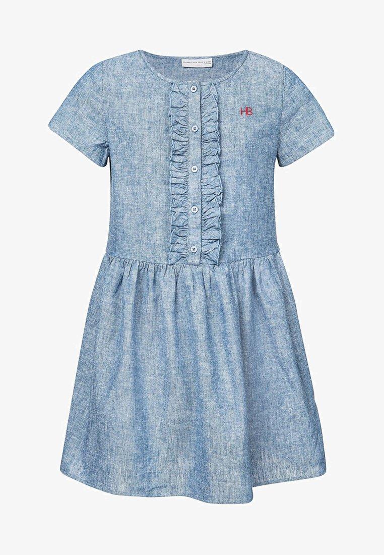 JBC - Korte jurk - blue