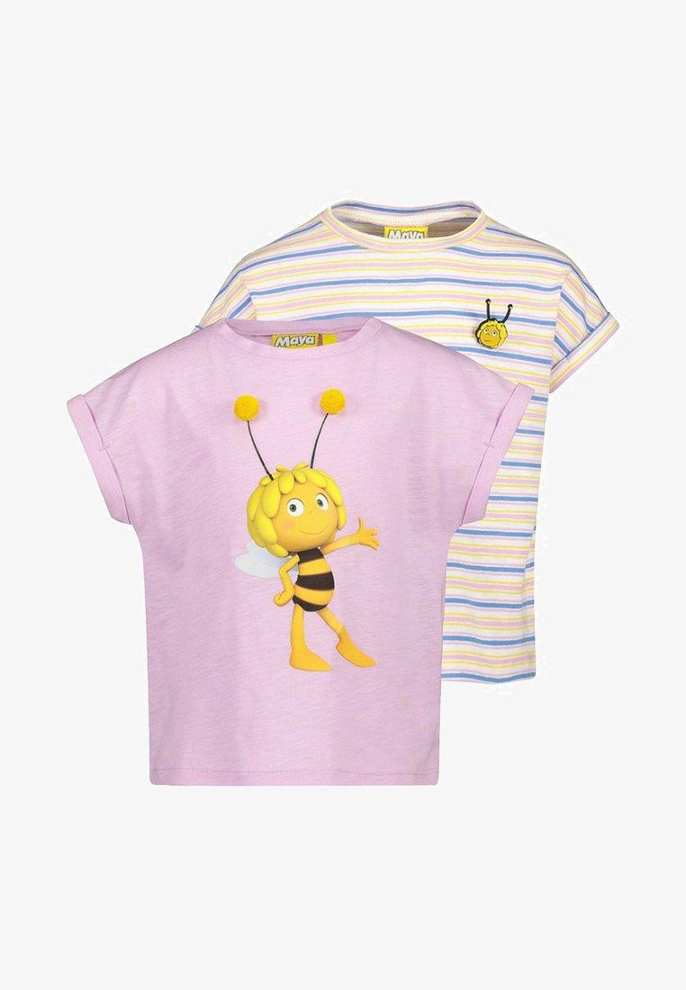 JBC - 2 PACK - T-Shirt print - multi-coloured