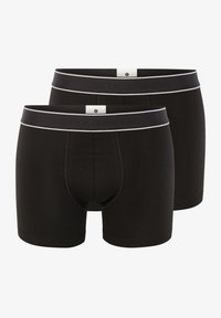 JBS of Denmark - 2 PACK - Underkläder - black - 0