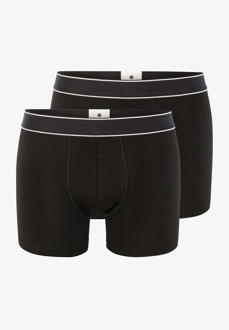JBS of Denmark - 2 PACK - Shorty - black