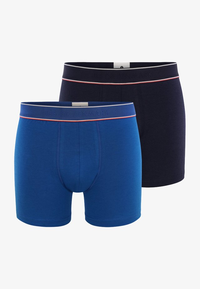 2 PACK - Pants - blue/navy