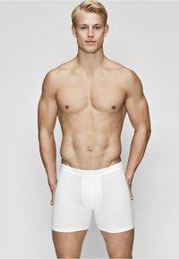 JBS of Denmark - 2 PACK - Underkläder - white - 0