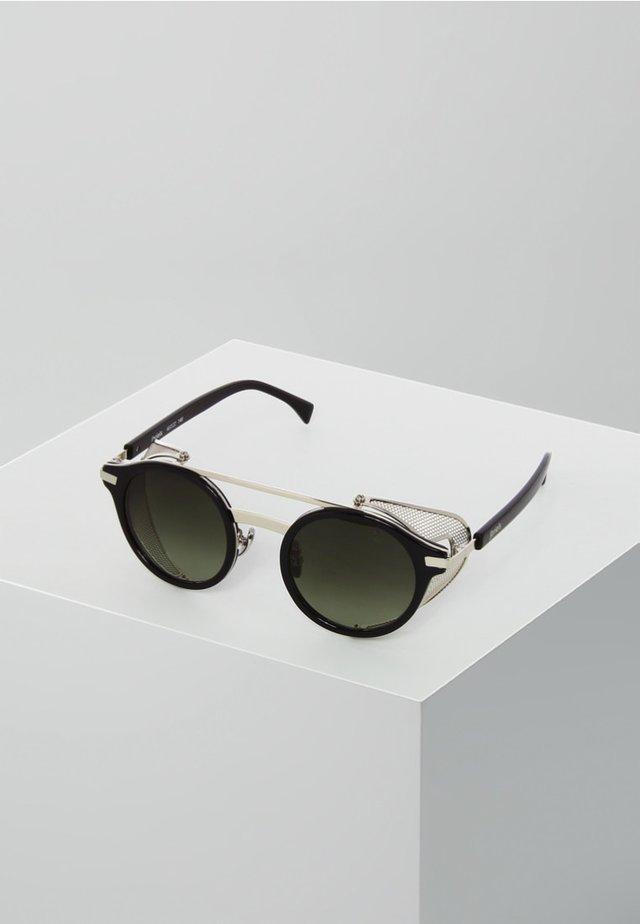 JAMES - Sunglasses - green/grey