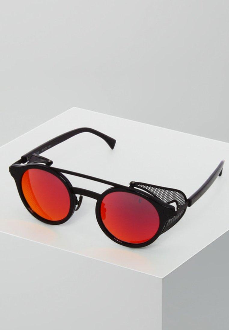 jbriels - RICHARD - Lunettes de soleil - red/orange