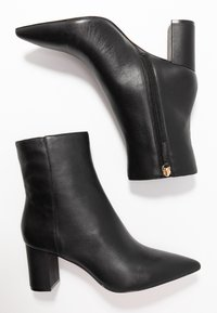 J.CREW - POINTY TOE MAYA BOOT - Nilkkurit - black - 3