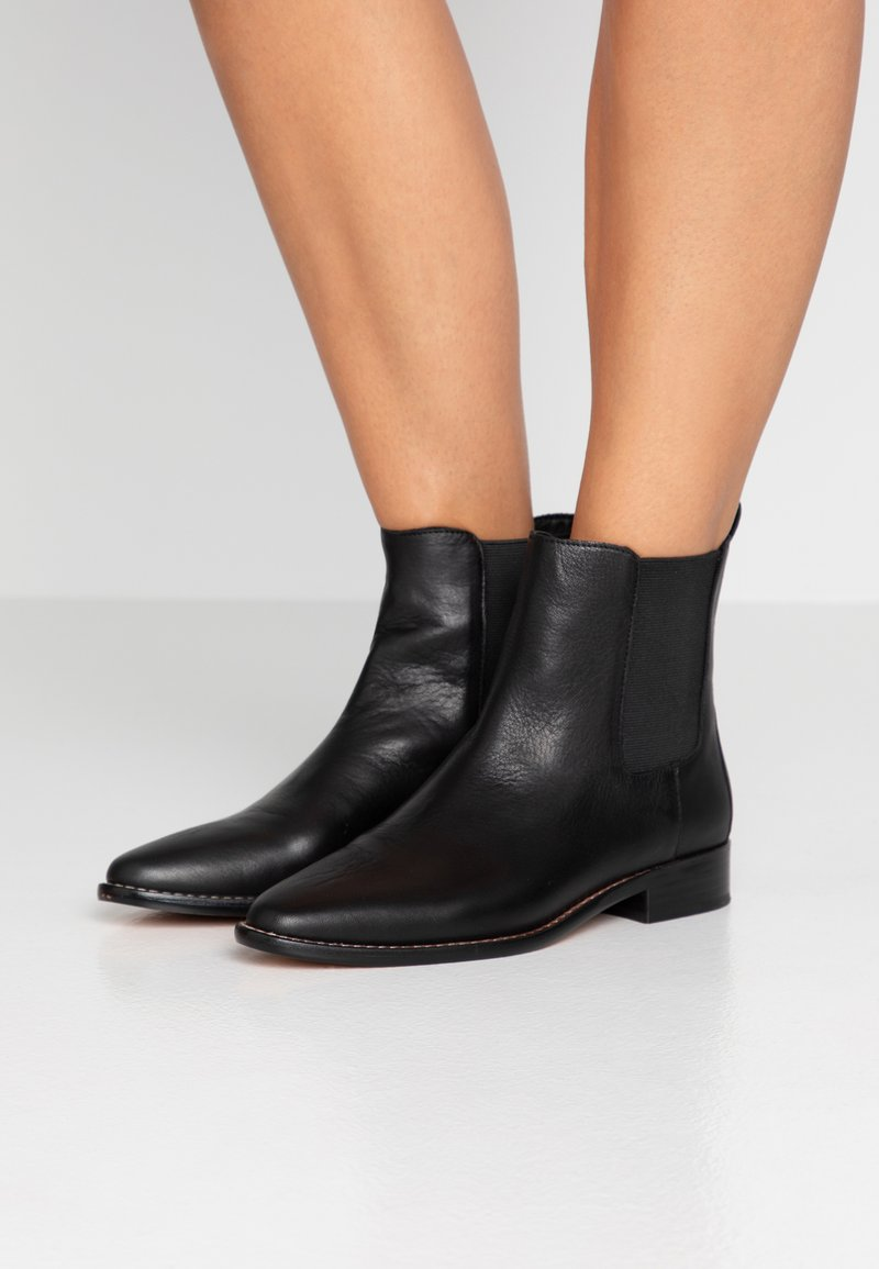 J.CREW - CHELSEA BOOT - Classic ankle boots - black