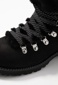 J.CREW - NORDIC - Winter boots - black - 2