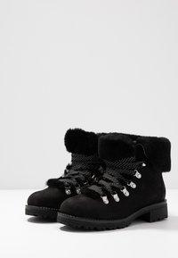 J.CREW - NORDIC - Winter boots - black - 4