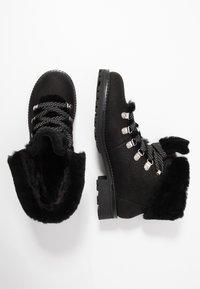 J.CREW - NORDIC - Bottes de neige - black - 3
