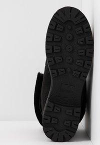 J.CREW - NORDIC - Winter boots - black - 6
