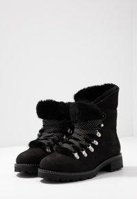J.CREW - NORDIC - Winter boots - black - 8