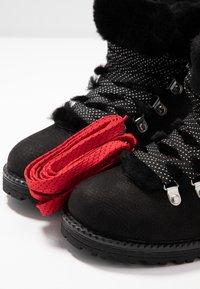 J.CREW - NORDIC - Bottes de neige - black - 7