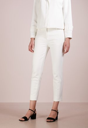 CAMERON PANT SEASONLESS STRETCH - Stoffhose - ivory