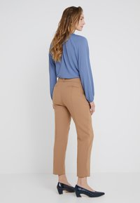 J.CREW - CAMERON PANT SEASONLESS STRETCH - Trousers - heather saddle - 2