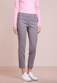 J.CREW - CAMERON PANT SEASONLESS STRETCH - Stoffhose - heather graphite - 0