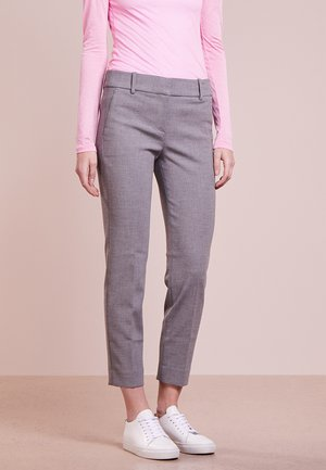 CAMERON PANT SEASONLESS STRETCH - Pantaloni - heather graphite