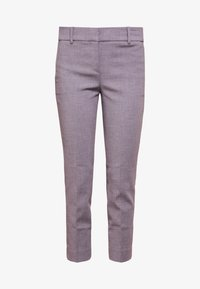 J.CREW - CAMERON PANT SEASONLESS STRETCH - Stoffhose - heather graphite - 5