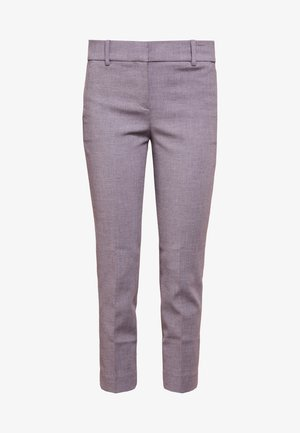 CAMERON PANT SEASONLESS STRETCH - Trousers - heather graphite