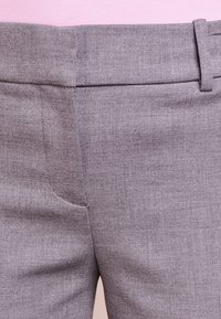 J.CREW - CAMERON PANT SEASONLESS STRETCH - Stoffhose - heather graphite - 3