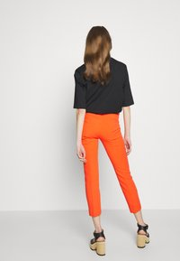 J.CREW - CAMERON PANT SEASONLESS STRETCH - Trousers - brilliant sunset - 2