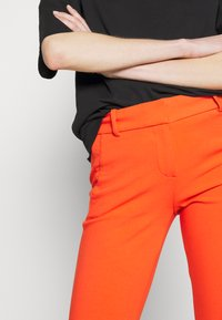 J.CREW - CAMERON PANT SEASONLESS STRETCH - Trousers - brilliant sunset - 4