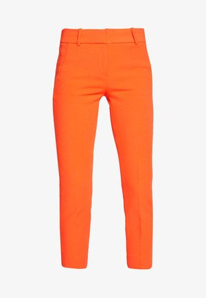 CAMERON PANT SEASONLESS STRETCH - Trousers - brilliant sunset