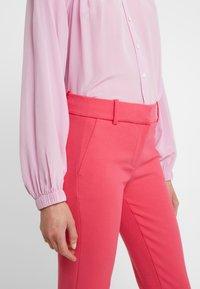 J.CREW - CAMERON PANT SEASONLESS STRETCH - Pantalon classique - bright rose - 3