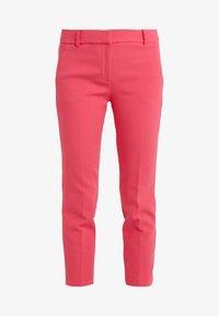 J.CREW - CAMERON PANT SEASONLESS STRETCH - Pantalon classique - bright rose - 4