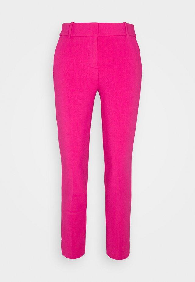 CAMERON PANT  - Trousers - deep fuchsia