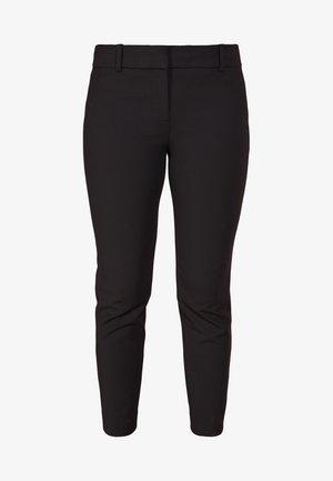 CAMERON PANT SEASONLESS STRETCH - Trousers - black