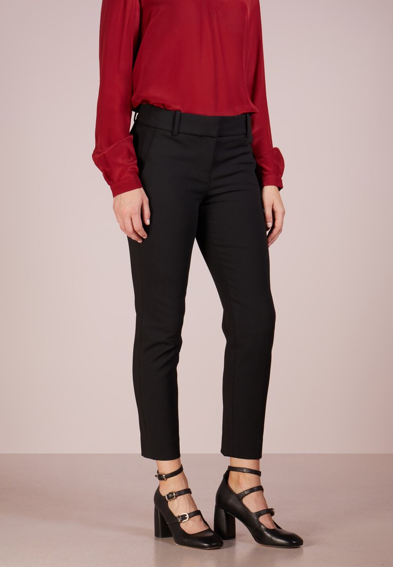 J.CREW - Trousers - black