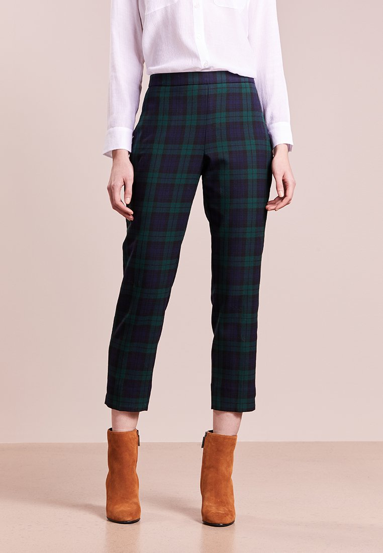 J.CREW - MARTIE PANT IN STRETCH  - Bukser - navy