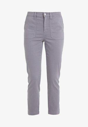VINTAGE - Trousers - slate