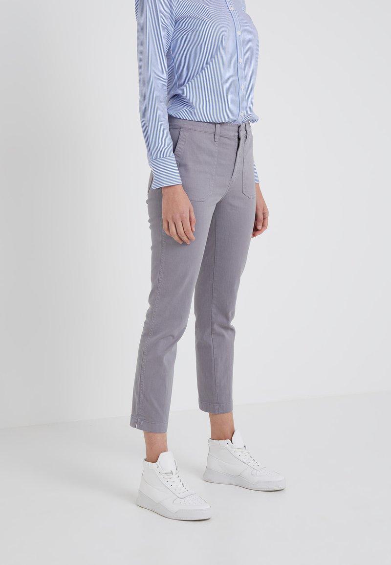 J.CREW - VINTAGE - Trousers - slate