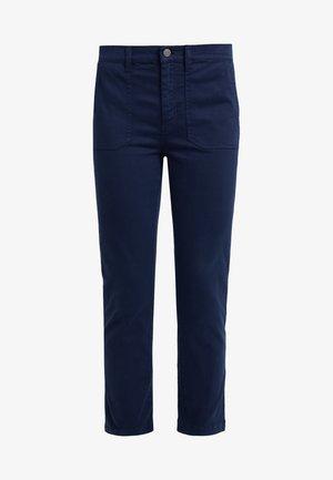 VINTAGE - Pantalon classique - navy