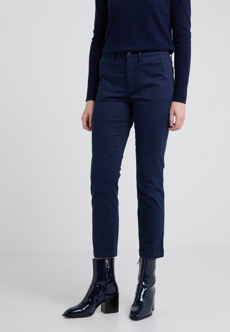 J.CREW - VINTAGE - Trousers - navy