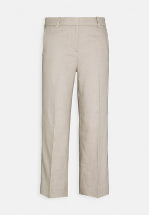 EVERYBODY PANT STRETCH TRAVELER  - Pantalones - flax