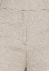 J.CREW - PEYTON PANT IN TRAVELER - Kalhoty - flax - 5