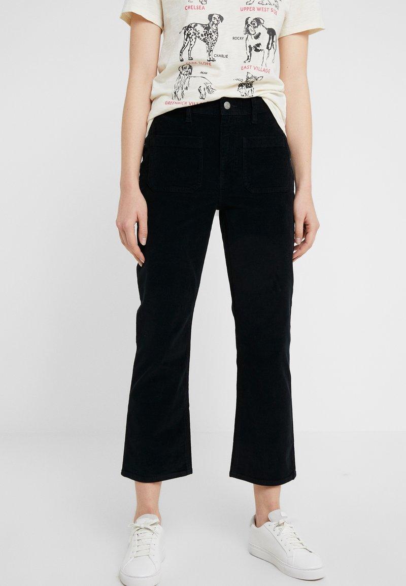 J.CREW - Pantalon classique - black