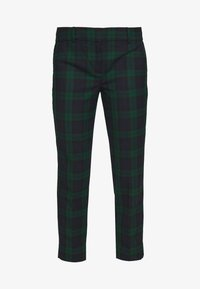 J.CREW - CAMERON IN BLACKWATCH - Trousers - navy multi - 3
