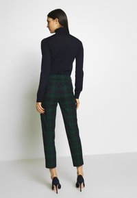 J.CREW - CAMERON IN BLACKWATCH - Trousers - navy multi - 2