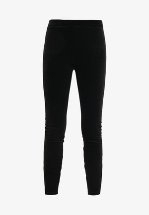 VELVET  - Leggings - black