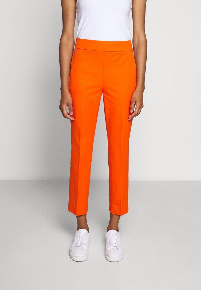 GEORGIE PANT - Trousers - spicy orange