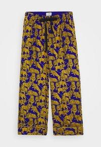 J.CREW - BAEZ LIONS - Trousers - blue/olive - 5