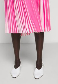 J.CREW - DEE SKIRT STRIPED - A-line skirt - fuchsia/ivory - 3