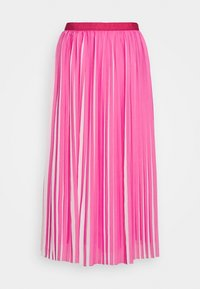 J.CREW - DEE SKIRT STRIPED - A-line skirt - fuchsia/ivory - 5