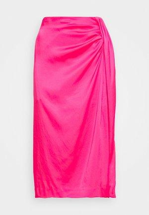 MONOS SKIRT - A-line skirt - sweet briar
