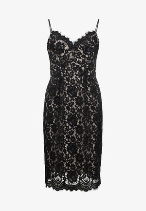 LIAM DRESS UNICORN - Cocktailjurk - black