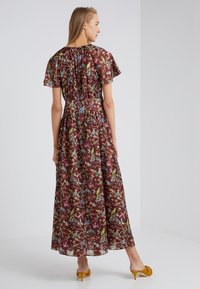 J.CREW - ROME DRESS MENAGERIE - Maksimekko - mahogany/multi - 2