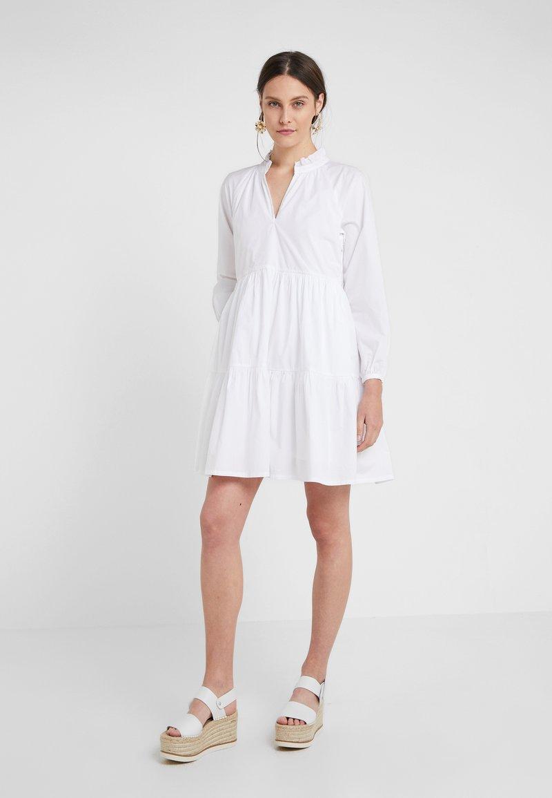 J.CREW - REBECCA DRESS - Freizeitkleid - white